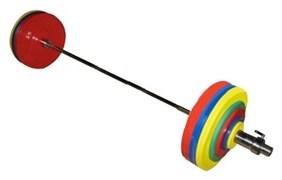 Штанга рекордная для пауэрлифтинга 302,5 кг