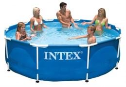 Каркасный круглый бассейн Intex 28200 | 56997, 305х76 см