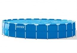 Каркасный круглый бассейн Intex 28262 | 54938, 732x132 см