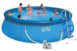 Надувной бассейн Intex 26176 Easy Set Pool 549x122