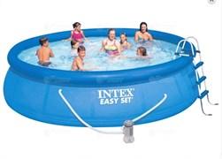 Бассейн Intex арт.28168 Easy Set 457х122см