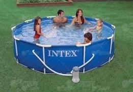 Бассейн Intex арт.28202 Metal Frame 305х76см