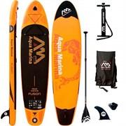 Надувная доска для sup-бординга Aqua Marina Fusion 10'10'