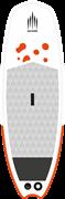 """Надувная SUP доска Shark 7'8"""" Surf"""
