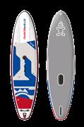 "Надувная доска для виндсерфинга Starboard IGO DELUXE 10'8""x33""x6"""