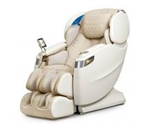 Массажное кресло US Medica Jet (бело-бежевое)