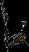 Эллиптический магнитный тренажер RS Super Active 1502S (черный)