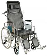 Кресло-коляска механическая FS204BJG (MK-C011-46)