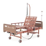 Кровать электрическая Med-Mos DB-7 (МЕ-2028Д-00 (У-удлинение)) (2 функции)