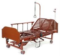 Кровать электрическая Med-Mos с туалетным устройством и функцией «кардиокресло» YG-2 (МЕ-2128Н-00)
