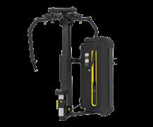Баттерфляй/ Задняя дельта SVENSSON INDUSTRIAL H3007 Matte black