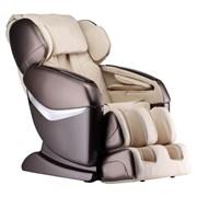 Массажное кресло Desire  (бежево-коричневое)