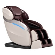Массажное кресло Futuro  (коричнево-бежевое)