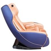 Массажное кресло Bend (сине-коричневое)