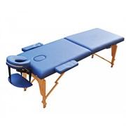 Массажный стол ZENET ZET-1042/L синий