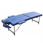 Массажный стол ZENET ZET-1044/M синий