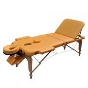 Массажный стол ZENET ZET-1047/L желтый