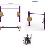 """Тренажер для инвалидов колясочников """"Круги"""""""