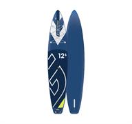 Надувная SUP дoска Gladiator PRO 12.6s с насосом, веслом и страховочным лишем