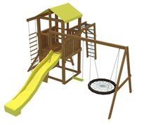 Детская площадка Король Джулиан