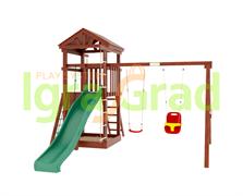 Детская игровая площадка IgraGrad Панда Фани Gride