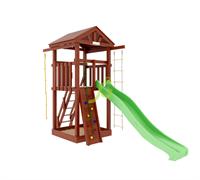 Детский игровой комплекс IgraGrad Панда Фани Tower скалодром