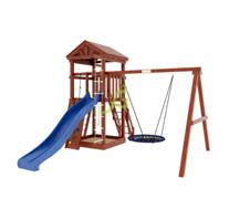 Детская игровая площадка IgraGrad Панда Фани Nest