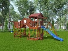 Детская игровая площадка IgraGrad Панда Фани Мостик