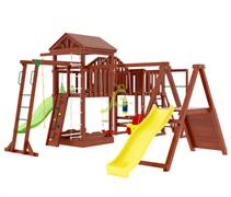 Детская игровая площадка IgraGrad Панда Фани Мостик 2