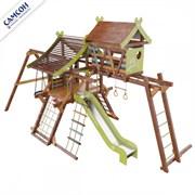 Детская игровая площадка Хижина Аквитания