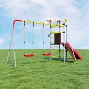 Детский спортивный комплекс для дачи ROMANA Островок Плюс